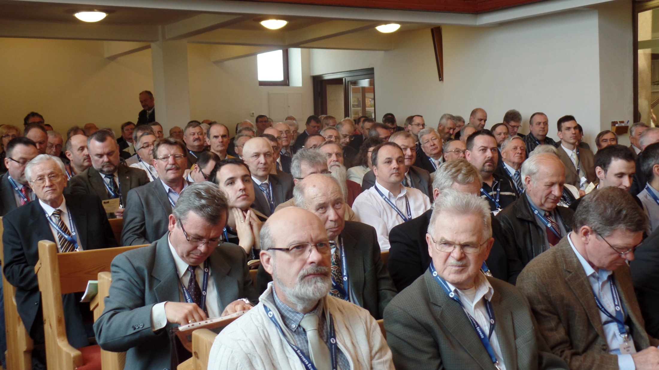 MBE választó közgyűlése 2016