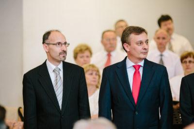 Simon Norbert és Durkó István