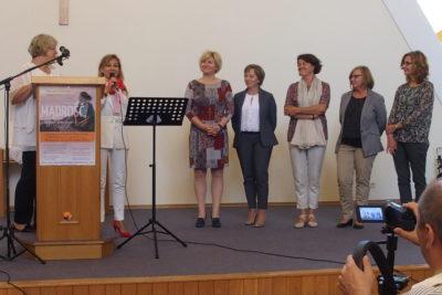 A lengyel nőszövetség új vezetői
