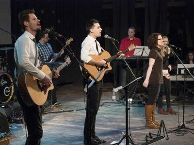 23. Debreceni Baptista Ifjúsági Konferencia - © Fotó: Molnár Péter