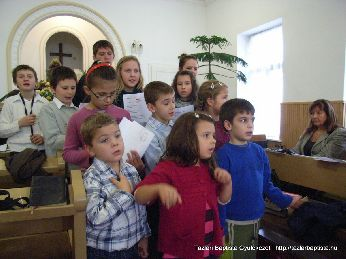 Orgoványi Baptista Gyülekezet