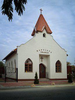 Kiskunlacházi Baptista Gyülekezet