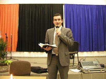 Budapesti Forrás Baptista Gyülekezet