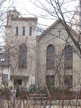 Budapest Nap utcai Baptista Gyülekezet