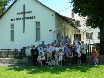 Csetényi Baptista Gyülekezet