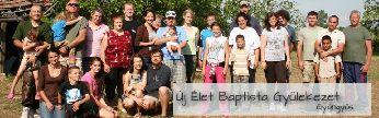 Új Élet Baptista Gyülekezet - Gyöngyös