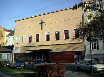 Hajnalcsillag Baptista Gyülekezet, Győr