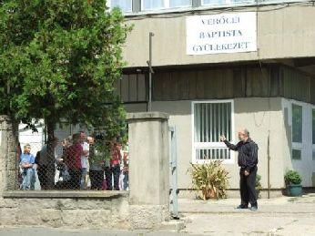 Nyitott Kapu Baptista Gyülekezet, Verőce