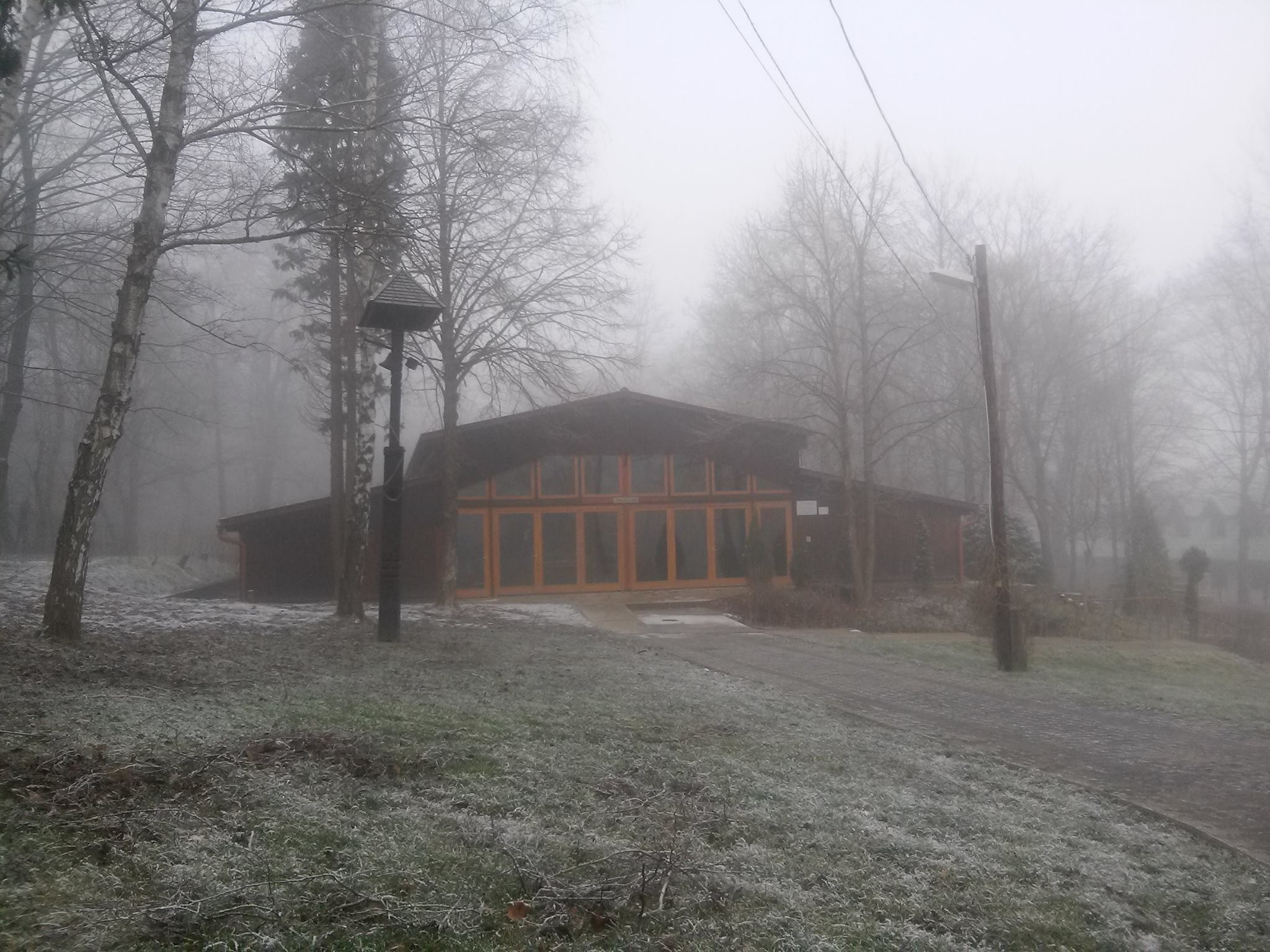 Tábor ködben