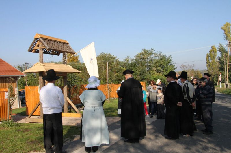 Anabaptista/Habán Emléknapok Neszmélyen