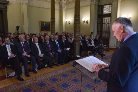 Háló Gyula, az MBE kommunikációs vezetője