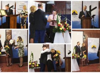 Dr. Steiner József lelkipásztor-búcsúztató istentisztelete a Tahitótfalui Baptista Gyülekezet alkalmán